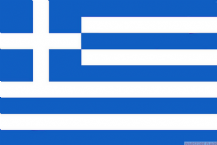 GREECE - 8 X 5 FLAG